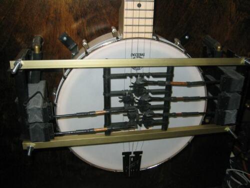 Automated Banjo 10 tune Roll operation nickelodeon jukebox  arcade device