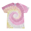 Tie-Dye-Kids-T-Shirts-Youth-Sizes-Unisex-100-Cotton-Colortone-Gildan thumbnail 5