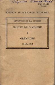 FM-23-30-Manuel-de-campagne-grenades-1943