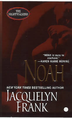 """AS NEW"" Jacquelyn Frank, Noah, Book"