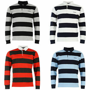 donnay herren poloshirt polohemd t shirt tshirt hemd rugby shirt langarm neu ebay. Black Bedroom Furniture Sets. Home Design Ideas
