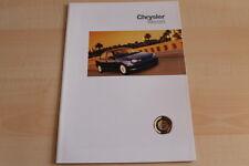 90754) Chrysler Neon Prospekt 11/1996