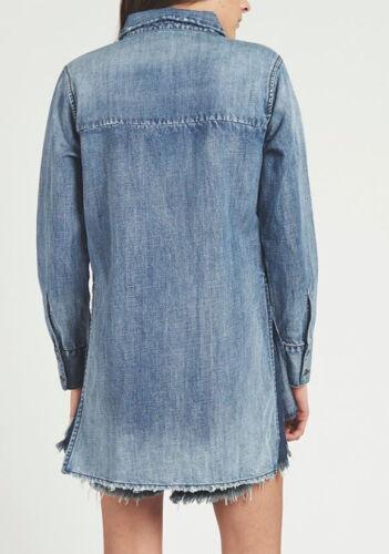 Cold Womens Size One Shirt Napoleon Teaspoon S Blue Denim Stone 20811 xYgAqSPg5w