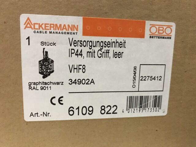 OBO Bettermann 116 Pg21 Locknuts Nut Gegenmuttern Polystrol 2043-211 PG Thread