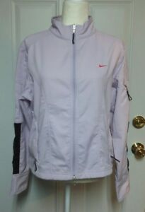 e57b3d98c159 Woman s size Large 12-14 Nike sphere dry purple zip up athletic ...