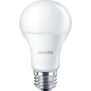 Super PHILIPS LED Lampe CorePro E27 Birne 10,5W=75W TAGESLICHT KaltWEIß AJ-17