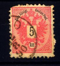 AUSTRIA - 1883 - Stemma: doppia aquila