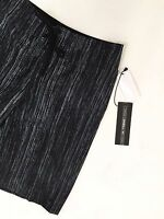 O'neill Barbados Swim Trunks Boardshorts Size28 Gray Black Chains Pocket