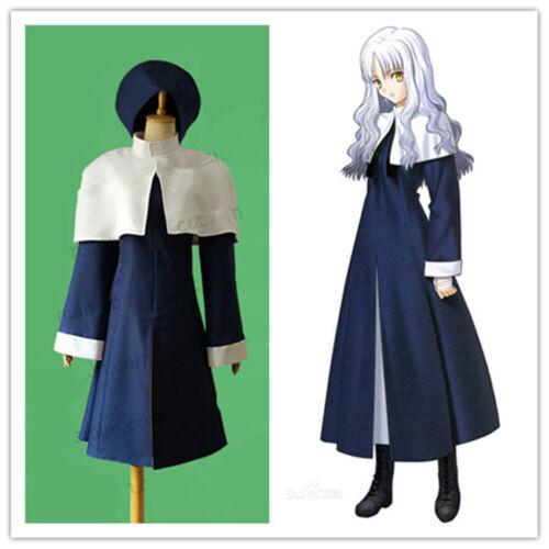 Hot! Fate//hollow ataraxia Caren Hortensia cosplay costume