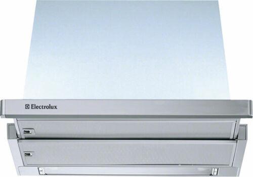 Electrolux Dunstabzugshaube Edelstahl 60cm Flachschirmhaube Schrank Einbauhaube