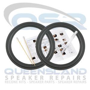 15-034-Foam-Surround-Repair-Kit-to-suit-Marantz-Speakers-LS20-SP-1815-FS-347-303