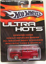 Hot Wheels Ultra Hots '50s Chevy Truck COE w Tilting Bed