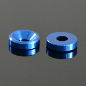 M2-2MM-Aluminum-Alloy-Royal-Blue-Countersunk-Head-Washers-Bolt-Screw-Cup