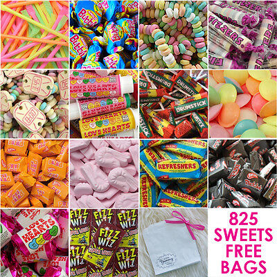 Strange Retro Candy Sweetie Table Buffet Bar Wedding Party Birthday 825 Sweet Free Bags Ebay Complete Home Design Collection Barbaintelli Responsecom
