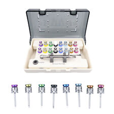 Dental Implant Prosthetic Kit Universal Wrench 16pcs Screwdriver Repair Tool Kit