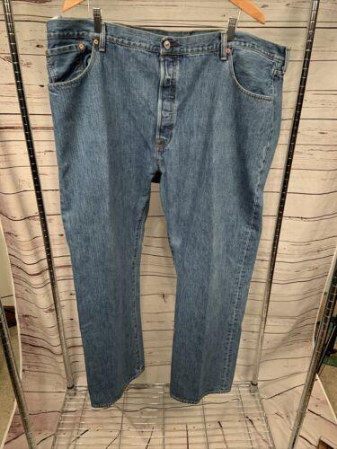 levis 501 mens jeans 48x34 blue