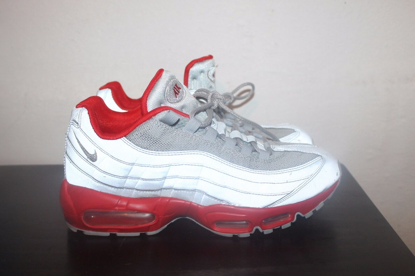Nike Silver Air Max '95 Attack Pack