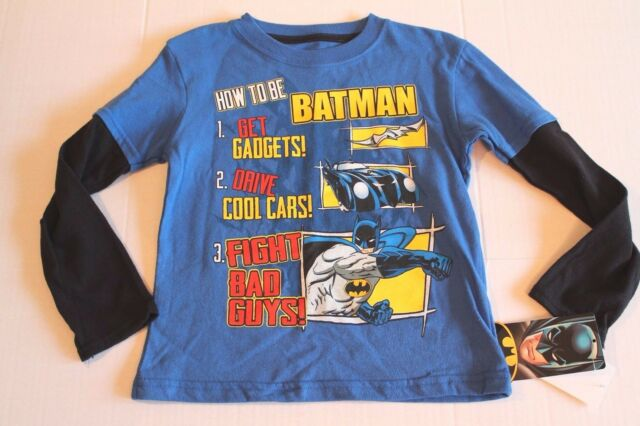 Infant /& Toddler Boys DC Batman Grey Holographic Tank Top Superhero T-Shirt