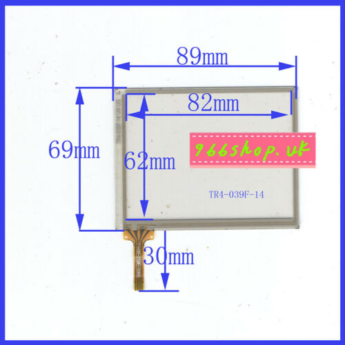 1PCS FOR TR4-039F-14 89*69  Touch Screen ##dt9ty