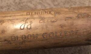 Vtg-1960s-Yogi-Berra-R43-Louisville-Slugger-HB-Baseball-Bat-Uncracked-34-Bloom