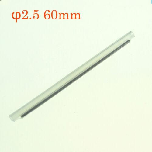 500pcs Dia 2.5 60m Optical Fiber cable heat shrinkable Splicing Sleeves Tube
