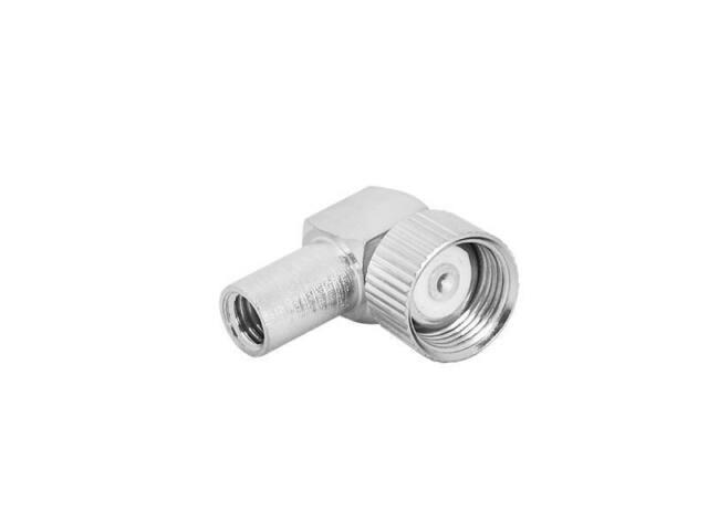 LC27 N UHF-Stecker Winkel für Kabel RG58