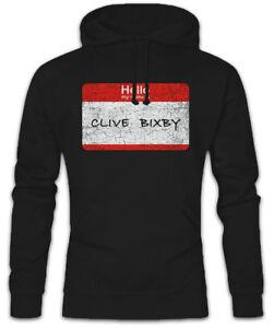 Modern Tag Name con cappuccio con Symbol Family Clive Bixby Fun cappuccio Phil Felpa qwABBT