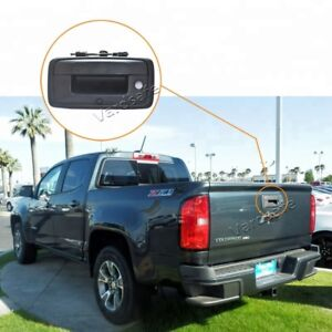 Tailgate Reverse Backup Camera For Chevy Colorado 2015