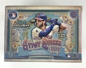 2020 Topps Gypsy Queen MLB Blaster Box