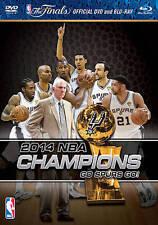 2014 NBA Championship: Highlights (Blu-ray / DVD Combo), New DVDs