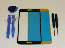 Samsung GALAXY s5 i9600 g900f LTE vetro Front Touch Touchscreen Nero
