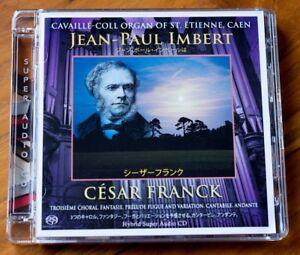 Cesar-Franck-Organ-Works-by-Jean-Paul-Imbert-Organ-Music-CD-hybrid-SACD