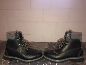 """f973f2446e5 Details about Timberland Limited Release 640 Below 6"""" Premium Waterproof  Boots Size 8 M Black"""