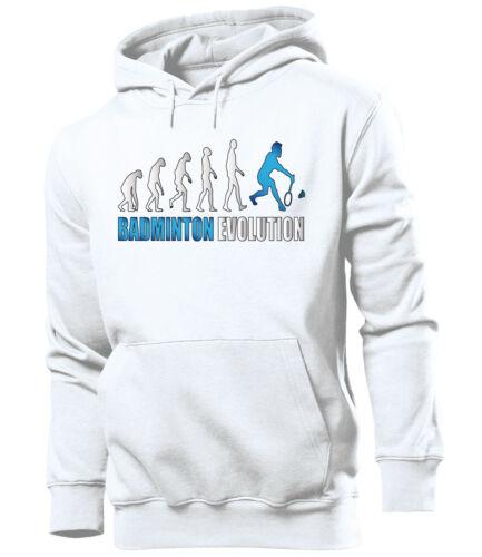Badminton Evolution señores sudaderas S-XXL