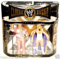 WWE WWF Collector Series 2 Pack Limited Edition Colonel Mustafa vs. Sgt. Slaughter Toys