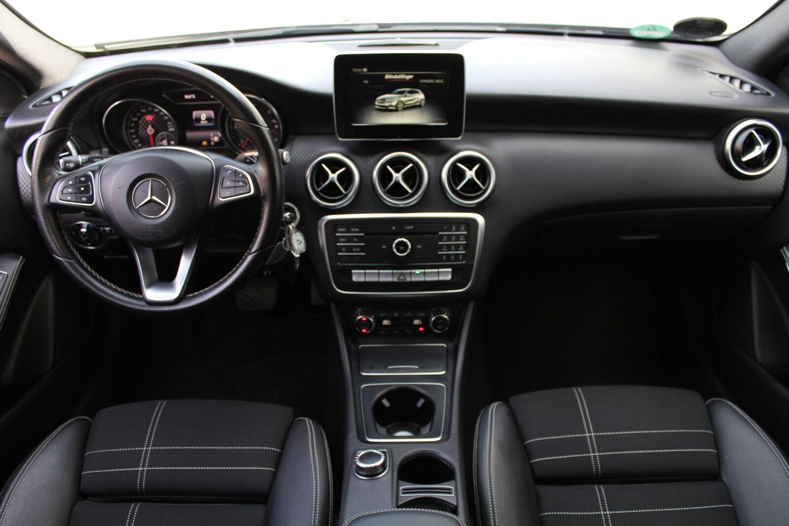 Mercedes A200 d 2,2 Urban aut. - billede 10