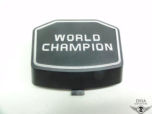 Florett kreidler K 54 RM TM GT tapa lámparas soporte negro World Champion nuevo *