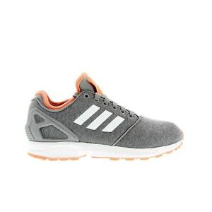 cheap for discount 7577f a453c Details about Womens ADIDAS ZX FLUX NPS 2.0 W Grey Trainers B34008