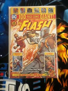 DC-Comics-The-Flash-2-WAL-MART-EXCLUSIVE-100-Page-GIANT-2018-UNREAD