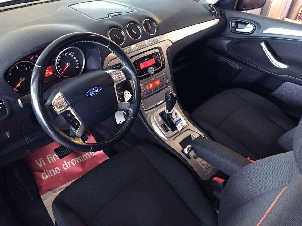 Ford Galaxy 2,0 TDCi 140 Trend aut. 7prs Diesel aut.