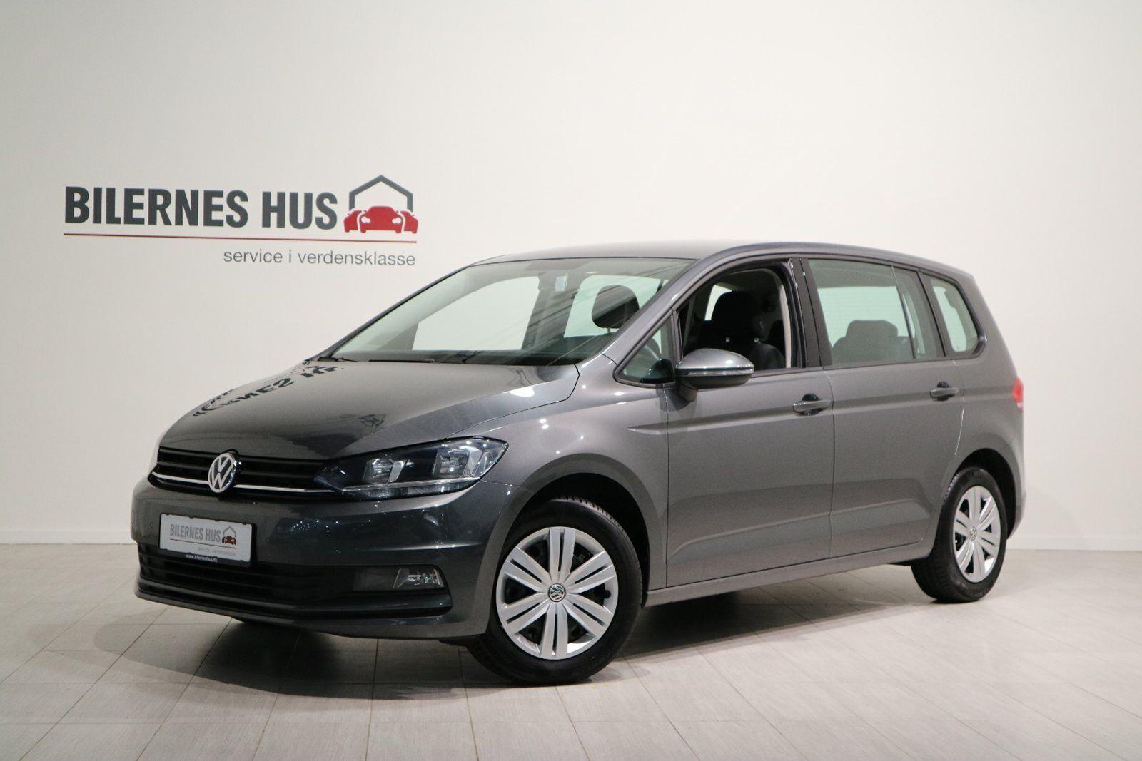 VW Touran 1,2 TSi 110 Trendline BMT 5d - 248.880 kr.