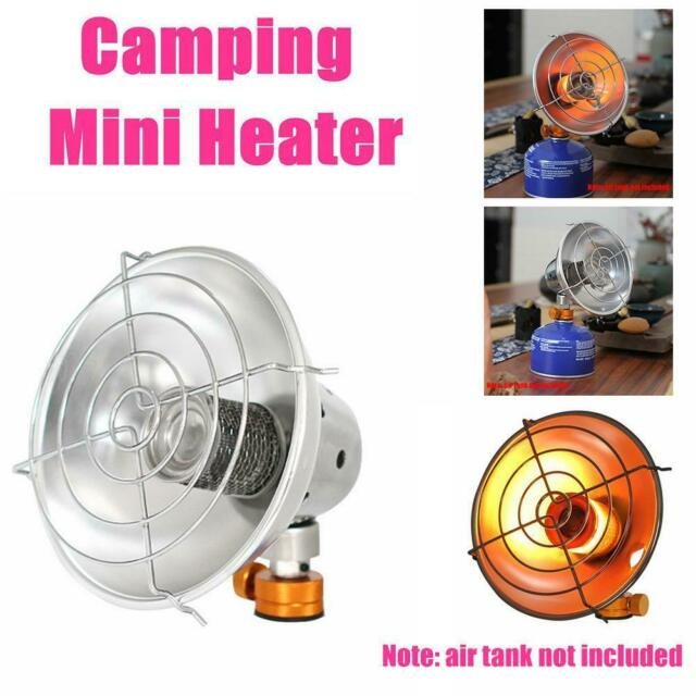 Portable Outdoor Mini  Space Heater Gas Heating Stove Camping Fishing Tent NEW