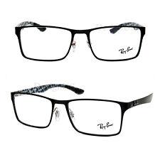 4df8162d216 item 7 Ray Ban RB 8415 2861 Carbon Fiber Shiny Black size 53 17 145  Eyeglasses Rx -Ray Ban RB 8415 2861 Carbon Fiber Shiny Black size 53 17 145  Eyeglasses ...