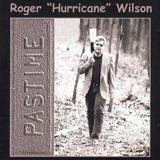 "Pastime by Roger ""Hurricane"" Wilson (CD, 2005, BlueStorm Records)"