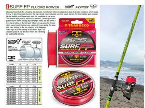 660yds surf casting line TRABUCCO S-FORCE XPS VELVET PROCAST 600mt