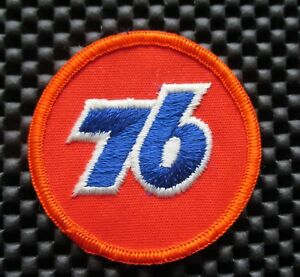 NEW 2 1//2 X 2 7//8 INCH GULF GASOLINE IRON ON PATCH FREE SHIPPING
