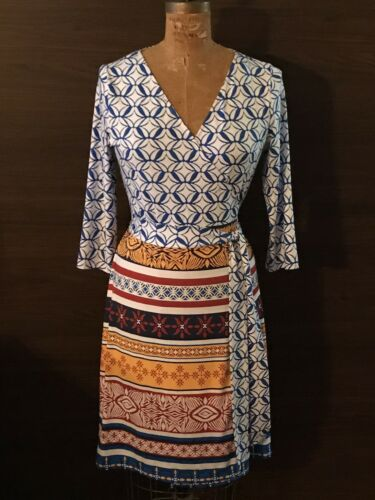 PUCCI Silk Jersey Wrap Dress
