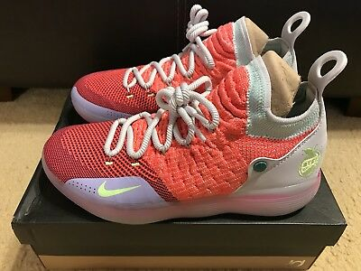 peach basketball shoes