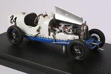 Bugatti T37A Chassis 37316 limitée 7 Ex. EVRAT miniatures 1/43 Gouel no CHROMES