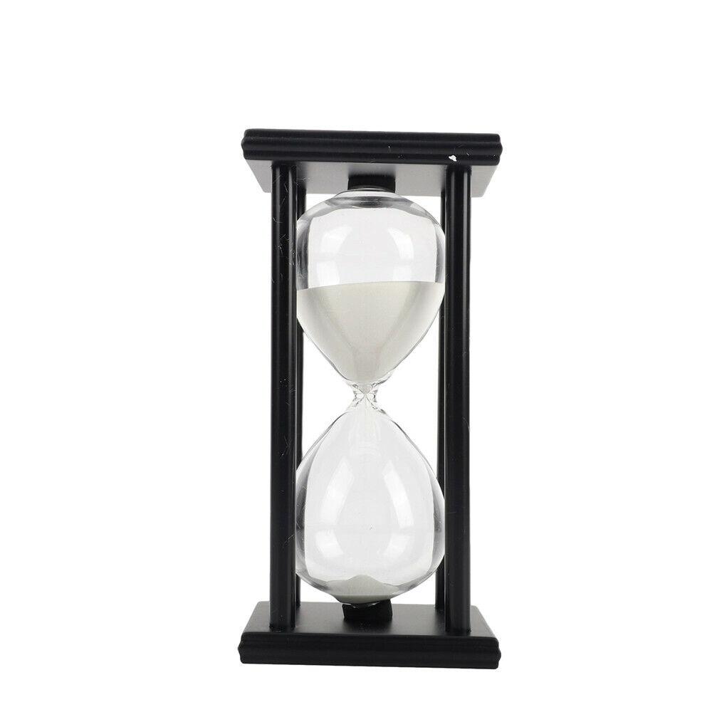 60Mins Hourglass Sand Timer Modern Sandglass Gift